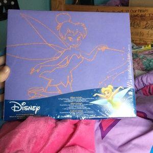 Disney Tinkerbell  8x8 Scrapbook Album